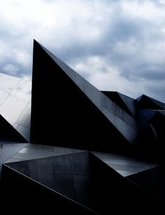 This photo is a good example of form because the building has lots of triangle shapes, and they are 3D.