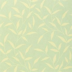 Greenbriar #wallpaper in #seaglass from the Filigree collection. #Thibaut