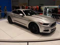 2015 Ford Mustang in Ingot Silver 2015 Ford Mustang, Ford Mustangs, Ford Motor Company, Dream Garage, Future Car, Hot Cars, Muscle Cars, Dream Cars, Automobile