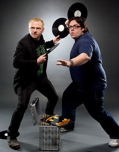Shaun and Ed back in action.