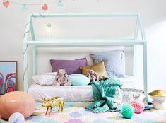 Un lit maison pour la chambre de votre enfant | Girlystan