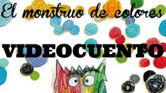 VIDEOCUENTO. El monstruo de colores. Emotions Activities, Activities For Kids, Time In Spanish, Foreign Language Teaching, Busy Bags, Reggio Emilia, Emotional Intelligence, Conte, Art For Kids