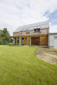 rodinné domy RD :N: Deštné v Orlických horách | BITTNER architects-architektura, interiéry