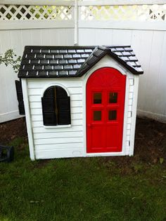 LIfe and Style: A to Z...: P... Playhouse!