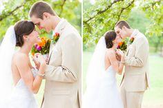 Summer Tulsa Wedding at Camp Loughridge. Picturesque Wedding 2013