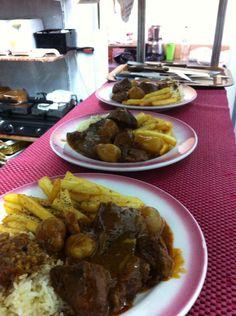 Veranda Restaurant, Greek Dishes, Refreshing Drinks, Beef, Homemade, Food, Meat, Home Made, Essen