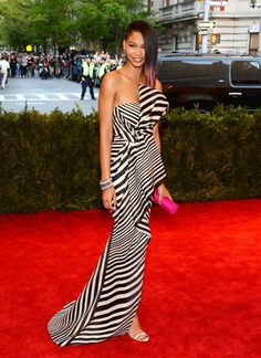 The Met Gala 2013: The Best of the Red Carpet - Chanel Iman