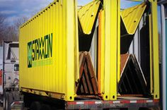 Collapsible Shipping Containers   Conservation