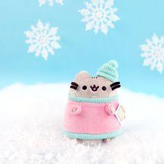 Pusheen the cat ( Kawaii 365, Kawaii Cute, Pusheen Love, Pusheen Stuff, Pusheen Shop, Pusheen Christmas, Simons Cat, Anime Dolls, Cute Animal Drawings