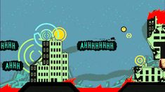 """Sound Shapes: Beck """"Cities"""""""