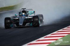 Valtteri Bottas, Mercedes AMG F1 W08 BARCELONA PRE-SEASON TESTING (2017)