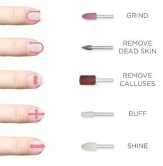 Acrylic Nails At Home, Acrylic Nail Tips, Gel Nails At Home, Cute Acrylic Nails, Acrylic Nail Shapes, Diy Pedicure, Pedicure At Home, Pedicure Nails, Diy Nails