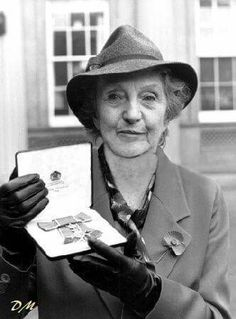 Joan Hickson had a small starring role in Agatha Christie's 'Murder She Said' (1961) when she portrayed a servant, Mrs.Kidder, sharing scenes with Margaret Rutherford as Miss Marple!