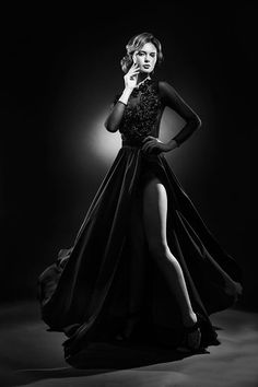 Hollywood Stage - Creative Studio Lighting - Lindsay Adler Photography