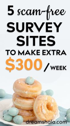 4 Legit and High Paying Survey Sites for Everyone in 2020 – Dreamshala 4 Legit and High Paying Survey Sites for Everyone in 2020 – Dreamshala,Passive Income Tips 5 scam free survey sites to. Online Surveys For Money, Paid Surveys, Earn Money From Home, Make Money Fast, Earn Money Online, Way To Make Money, Online Jobs, Surveys That Pay Cash, Earning Money