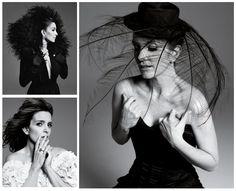 Tina Fey. Photographs by Paola Kudacki; Styled by Anya Ziourova.