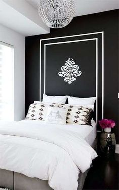 Colori scuri per arredare la camera da letto (Foto 38/40) | Designmag