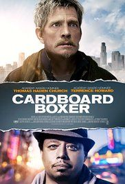 Cardboard Boxer - Watched this on Christmas Night 2016