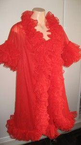 The babydoll penoir set. Night Gown, Night Night, Vintage Nightgown, Retro Vintage, Vintage Stuff, Sleepwear Sets, Vintage Lingerie, Classy Women, Fashion History