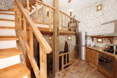 Stone Tower Cabin in Croatia 0010