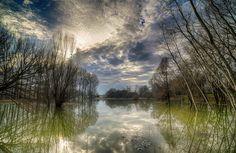 Mirrors by Bakó Csaba on 500px #landscape #photography #reflection #nature