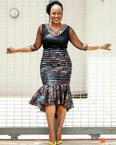 the best and lovely Ankara styles that is making waves in the society,every Lady ought to try out this season Latest African Fashion Dresses, Latest Ankara Styles, African Dresses For Women, African Print Dresses, African Print Fashion, Africa Fashion, African Attire, African Wear, African Women