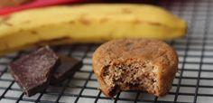Banana Nut Chocolate Chip Muffins Recipe on Yummly. @yummly #recipe