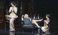 Marlene Dietrich, Judy Garland und Marilyn Monroe können ihre Temperamente voll ausspielen.