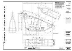 Chopper Frame Blueprints Pdf | Framejdi org