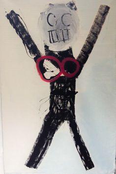 Urban art, Modern art, Pop art, Contemporary art, Arte moderno, Arte contemporáneo, Pop art, Mike Gamero, Mike Gamero art. Mike Gamero artist, Mike Gamero artista Pop Art, Deadpool, Superhero, Canvas, Painting, Fictional Characters, Modern Art, Artists, Tela
