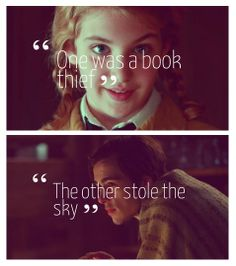The book thief---GAAAAAAAAAAAAHHHHHHHH!!!!!!! YES! I NEED TO WATCH THIS MOVIE!