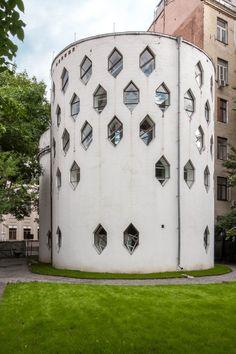 Konstantin Melnikov House, 1929. © Denis Esakov