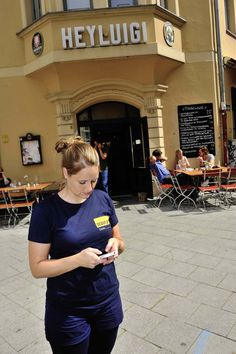Für wheelmap.org haben über 20 Scouties Münchner Locations auf Barrierefreiheit gecheckt und in der App markiert