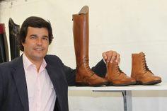 O Designer... D'Ornellas Boots