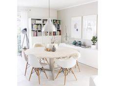 Winter is coming! ❄️ Y el #blanco es el #color #invernal por excelencia. Disfruta del blanco para #decorar tu #hogar gracias a las #ideas de #Bibeca. 👍 www.bibeca.com