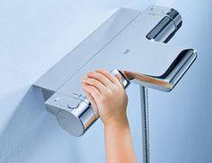 Lo sapete che i miscelatori termostatici per doccia GROHE sono stati ritenuti da LGA QualiTest GmbH i migliori sotto sforzo tra prodotti simili di altre marche europee, conquistando la prima posizione in quattro categorie di test. Guardate qui