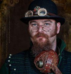 Steampunk by Phil Morgan, via 500px
