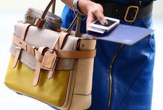 Work purse from A Feminine Tomboy - nice! Work Purse, Feminine Tomboy, Nyfw Street Style, Street Chic, Thats The Way, Sport, Hobo Bag, Fashion Bags, Ny Fashion