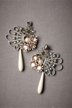 Vis-À-Vis Earrings in EXPLORE Stories Meet the Designers Tataborello at BHLDN