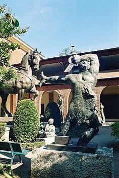 Musée Bourdelle - ParisGuiden - Danmarks største hjemmeside om Paris