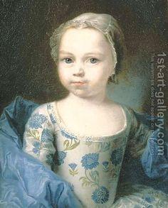Интересное и забытое - быт и курьезы прошлых эпох. - François-Hubert Drouais 1727-1775. Портреты.