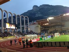 Stade Louis II - Monaco