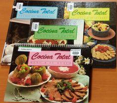 Título: Cocina Total / Ubicación: FCCTP – Gastronomía – Tercer piso / Código:  G 641.5 C / 4 t.