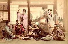 8 Cosas que Seguro que no Sabías de las Geishas