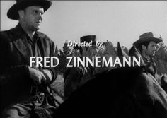 Fred Zinnemann: High Noon