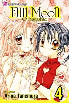 Used Full Moon o Sagashite vol. 04 English Manga