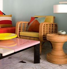India Mahdavi. Boutique. Paris
