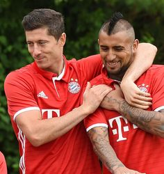 Lewandowski and Vidal