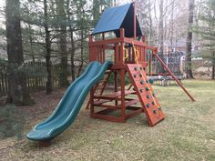 Playset Refurbish (safety check, tune-up, sand, stain/seal) Playset and Trampoline Relocation Wood Playground, Relocation Services, All Brands, Seal, Safety, Yard, Check, Diy, Security Guard