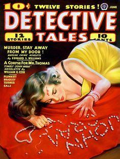 Detective Tales - 1944-06